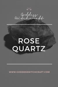 Rose Quartz Pinterest Image