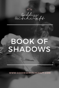 Book of Shadows Pinterest Image
