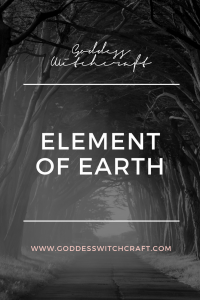 Element of Earth Pinterest Image