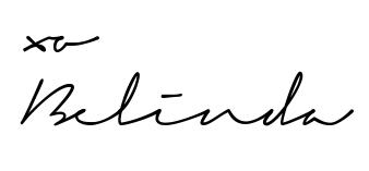 Belinda's Signature for Goddess Witchcraft Posts