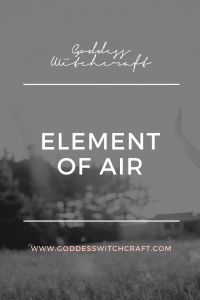Element of Air Witchcraft