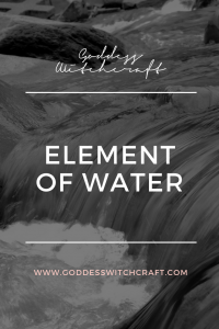 Element of Water Pinterest Image