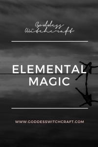 Elemental Magic Pinterest Image