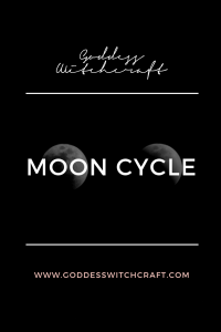 Moon Cycle Pinterest Graphic