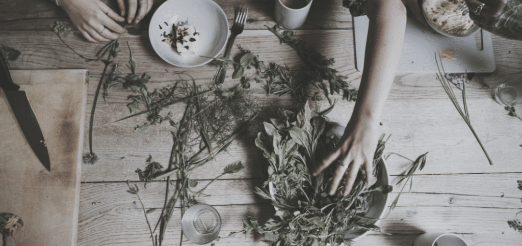 Fertility Spell Herbs