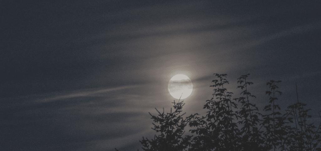 Full Moon January 2019