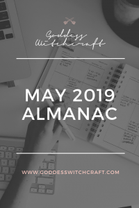 May 2019 Almanac